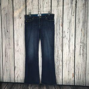Paige Women's Jeans Skyline BootCut Denim Size 32